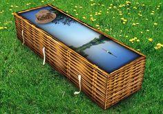 #Funeral  #Caskets / #Uitvaart #Kisten