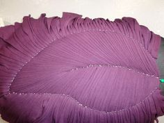 couture pleating techniques | This page is dedicated to the knowledge obtained while studying at the ...