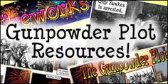 10 Resources for Learning about Guy Fawkes Night - there is a link to a brilliant interactive fireworks page.