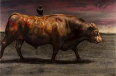 Joe Coffey (oil on canvas)
