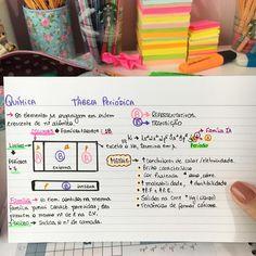 """406 Likes, 11 Comments - Futura Dra. Gabriela (@sonhodamedicina) on Instagram: """"QUÍMICA - TABELA PERIÓDICA #resumosonhodamedicina * tendência *"""""""