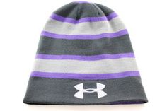 Under Armour 4-in-1 Reversible Men's Women's Purple Black Stripes Winter Beanie Hat - See more at: http://www.sneakerkingdom.com/products/under-armour-4-in-1-reversible-mens-womens-purple-black-stripes-winter-beanie-hat#sthash.6YwPqEAa.dpuf