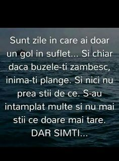 si doare al dracu' de tare .. Strong Words, Deep Words, True Words, Bible Verses Quotes, Life Quotes, Motivational Words, Inspirational Quotes, My Love Poems, I Hate My Life