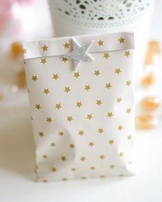 Papierowe torebki - DIY • haukotella.com
