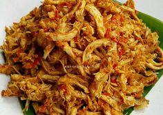 Ayam Sisit Dutch Recipes, Asian Recipes, Cooking Recipes, Ethnic Recipes, Asian Foods, Indonesian Cuisine, Indonesian Recipes, Sambal Recipe, Malay Food