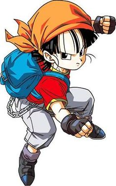 Dragon-Ball-GT-Pan