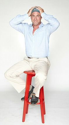 Christopher Meloni 2012