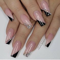 Spring Nail Art Designs for Women 2020 - Spring Nail Art Designs for Women 2020 100 Spring Nail Art Designs for Women 2020 Best Acrylic Nails, Summer Acrylic Nails, Acrylic Nail Designs, Nail Art Designs, Nails Design, Acrylic Art, Nail Designs Bling, Summer Nails, Dope Nails