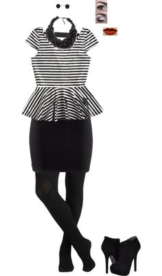 """""""church outfit"""" by meg5494 on Polyvore With a bit longer skirt! ❤"""