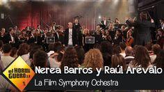 La Film Symphony Ochestra tocan 7 bandas sonoras junto a Jandro y el pia...
