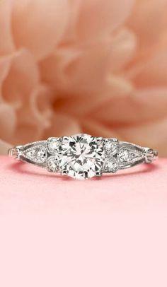 Rosabel Diamond Ring White Gold... My next diamond