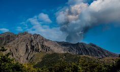 We took sort of an unplanned side trip to Kagoshima, at the very end of the southern Japanese island of Kyushu, just to see one of the most active volcanoes in the world.