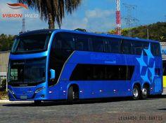 Scania busscar vista bus dd