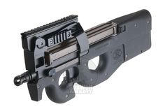 Buy King Arms FN P90 Tactical - BK-King Arms & other Airsoft gun accessories at redwolfairsoft.com  £325.95