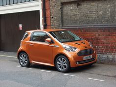 Aston Martin Cygnet Modern Classic, Classic Cars, Smart Fortwo, Tuner Cars, City Car, Electric Car, Scion, Small Cars, Water Crafts