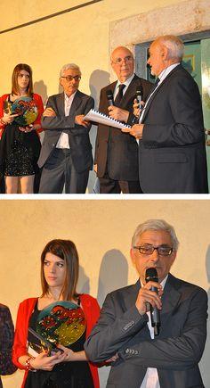 """Premio Letterario Valle Crati V Ed - Vincitore sez. poesia Giuseppe Blefari con """"Passeggiata del XXV Aprile"""""""