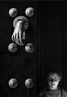 Hand of Fatima - Spain, 1954. By George Krause. S)