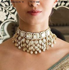 Fulfill a Wedding Tradition with Estate Bridal Jewelry Indian Jewelry Earrings, Royal Jewelry, Jewlery, Bridal Necklace, Necklace Set, Bridal Jewelry Sets, Wedding Jewelry, Stylish Jewelry, Fashion Jewelry