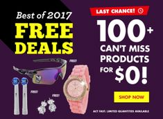 Buytopia Canada Free Stuff Just Pay S&H