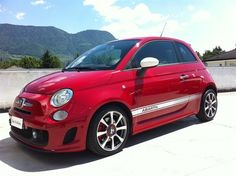 ABARTH 500 1.4 TURBO T-JET Usata - Automobili.com