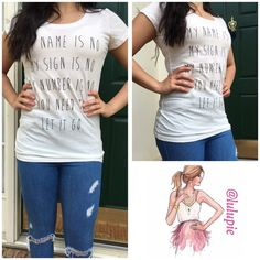 """""""Let it go"""" Graphic Tee """"You need to let it go graphic tee""""  Perfect to wear anytime or any season. Made of 100% cotton/ semi-fitted  Measurements  Small  Bust: 32""""/ length 27""""  Medium  Bust: 34""""/ length 27.5""""  Large  Bust: 37""""/ length 28  XL Bust: 38""""/ length 28.5"""" B Chic Tops Tees - Short Sleeve"""