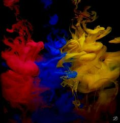 Ink photography