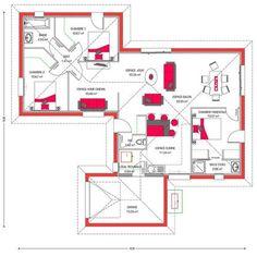 modle de maison villa hortense retrouvez tous les types de maison vendre en - Faire Les Plans De Sa Maison