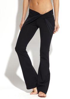 I want these yoga pants!