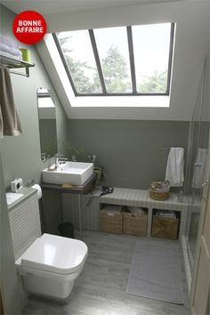 how to maximize height and light. Like this style of window. Possible alternative to Velux