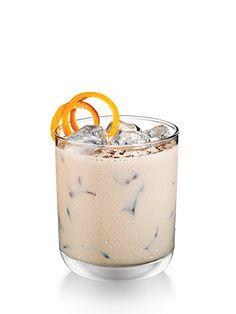 50ml Baileys Original Irish Cream 25ml Smirnoff Vanilla vodka 12.5ml Amaretto (half a shot) Ice cubes Shake, strain, enjoy