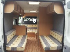 Convert Your Van Ltd - Fiat Ducato Camper Conversion