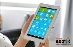 7 Inch Android Phablet - 3G, Quad Core CPU, IPS Display, 1GB RAM #android tablet #tablet phone #phablet