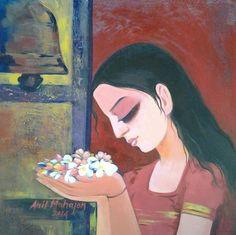Shraddha by Anil Mahajan
