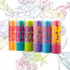 A kiss of summer softness. Repin this post if Baby Lips is in your beach bag this summer.