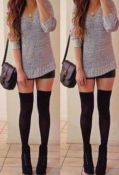 Mini skirt porn gif