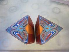 Polymer Clay Tutorial | Murrine a Spirali e Strisce | Spiral & Stripes Canes | SUBTITLES NOW! - YouTube