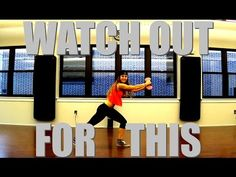 Dance Toning with Sarah Placencia - Watch Out For This - YouTube