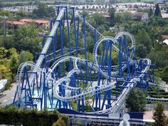 Thrill Seeker's Guide to Italy – Five Best Italian Theme Parks