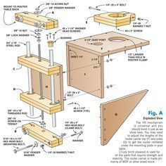 Miter saw workcenter woodworking plan this woodworking plan aw extra 8912 shop made router lift greentooth Choice Image