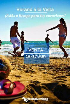 Disfruta este #verano en alguno de los mejores destinos de #México ¡Aprovecha los últimos lugares! Hoteles desde $199mxn y Paquetes desde $499mxn ¡Llámanos ahora al 01800-099 0677!