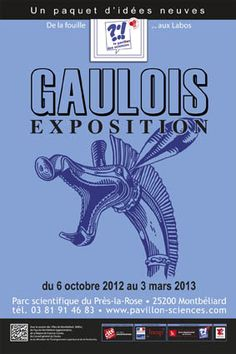 Gaulois, de la fouille aux labos / Gauls, From Digs to Labs - Pavillon des sciences