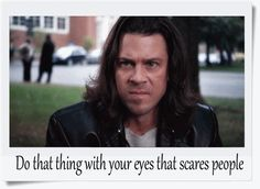 Originally pinned by Teresa DeLallo onto Leverage and Psych