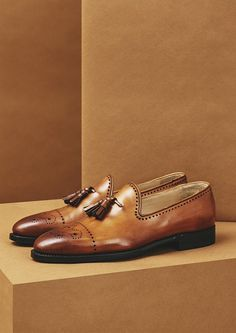 Classic Brown Leather Double Loafer Casual Shoes Sale Price from Mr.Leather Classic+Brown+Leather+Double+Loafer+Casual+Shoes+Sale+Price ++++++++++++++++++++++Material: Shoe+Upper+Leather++Use Shoe+Lining++leather Shoe+Sole+genuine+Leather 4 Men's Shoes, Shoe Boots, Me Too Shoes, Shoes Men, Ankle Boots, Formal Shoes, Casual Shoes, Dress Formal, Gentleman Shoes