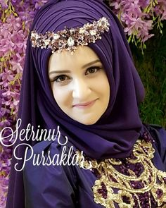 Setr-i Nur Pursaklar dress # I Basta – Islamic Clothes Photos Hijab Bride, Wedding Hijab, Wedding Dresses, Kaftan, Personal Style, Bridal, Womens Fashion, Instagram Posts, Model