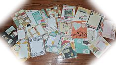 72 Page Life Junk Journal Replica Printable Pages Kit Printable Junk Journal Scrapbooking SALE 50% Off