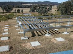 All footings poured. Bearer and joist installation underway. Just like a big meccano set!- Spantec Steel Framing System