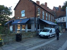 Smart new look for Esquires Coffee House with the help of Deans Blinds & Awnings