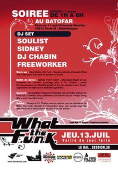 What The Fête de la Musique - indoor - 13/06/2006  (by Dré)