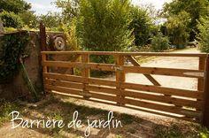 Barrière de jardin – Pour votre Quotidien