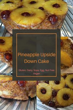It's summer and pineapple is one of those perfect summer fruits. And what's better than to combine the perfect summer fruit and a deliciously soft and light cake. This version of the tr…